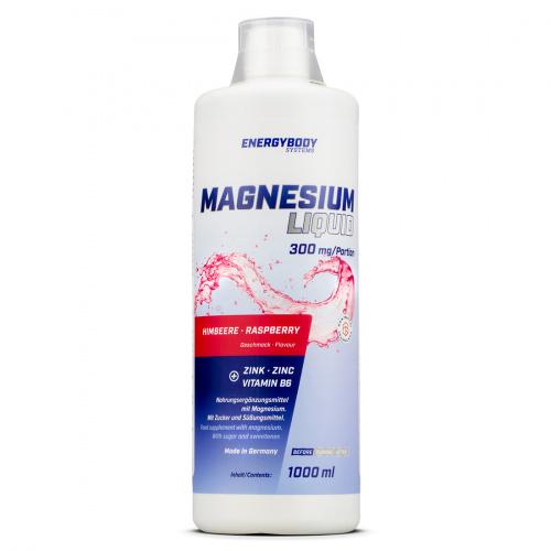 EnergyBody - Magnesium Liquid + B6 + Zinc