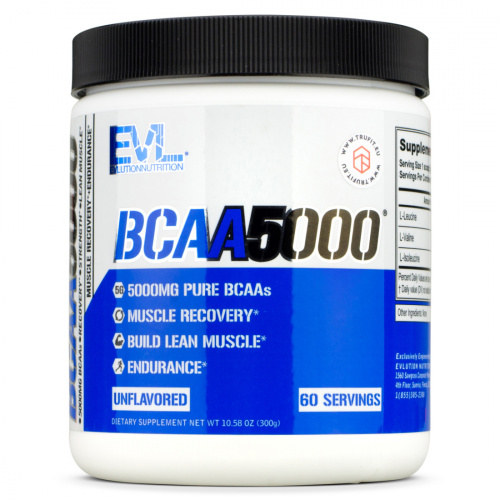 EVL Nutrition - BCAA 5000 Powder