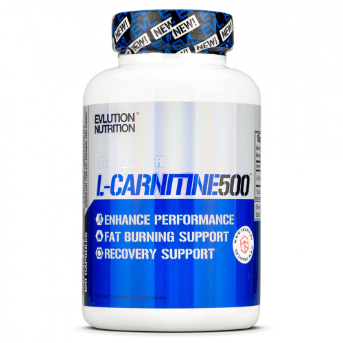 EVL Nutrition - Carnitine 500