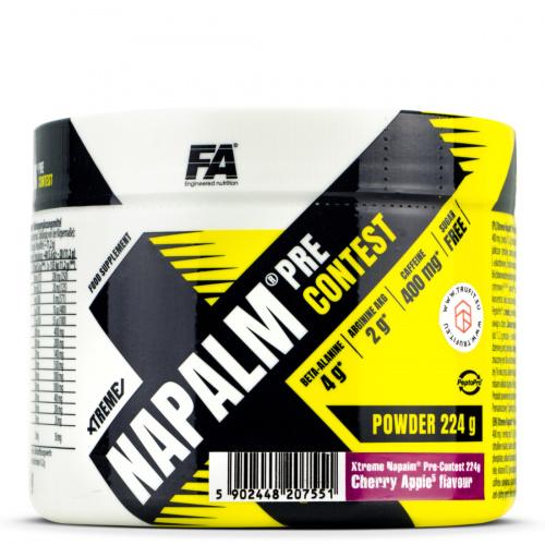 FA Nutrition - Xtreme Napalm Pre-Contest