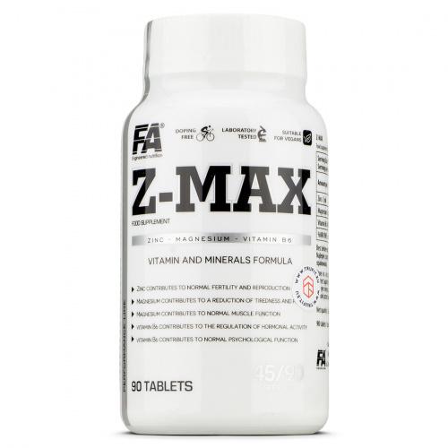 FA Nutrition - Z-MAX