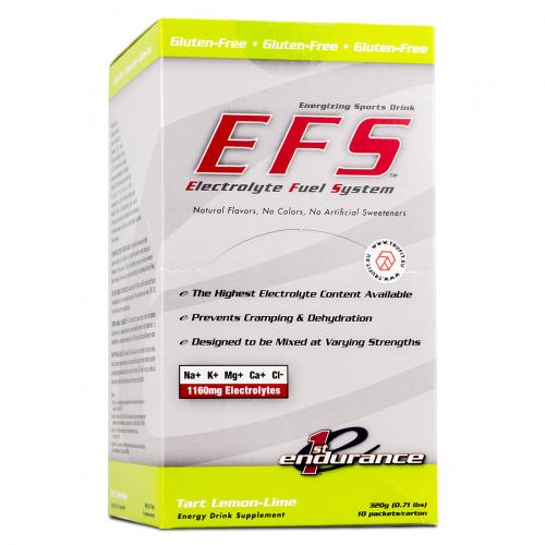 First Endurance - EFS Electrolyte Drink