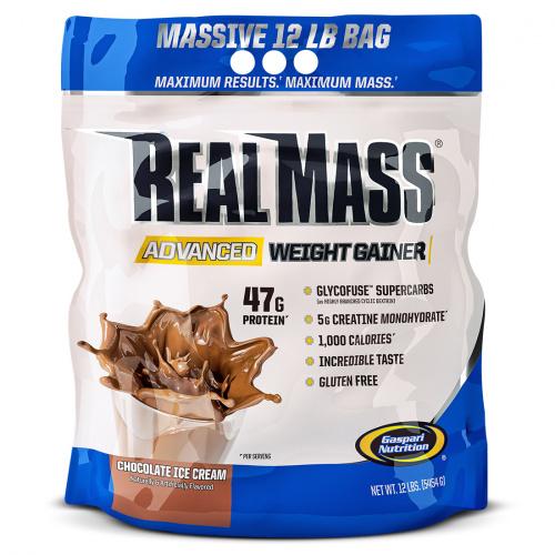 Gaspari Nutrition - Real Mass Advanced