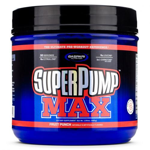 Gaspari Nutrition - Superpump Max