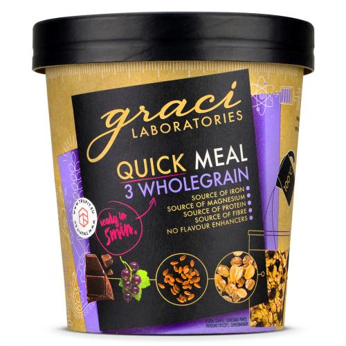Graci Laboratories - 3 Wholegrain Quick Meal