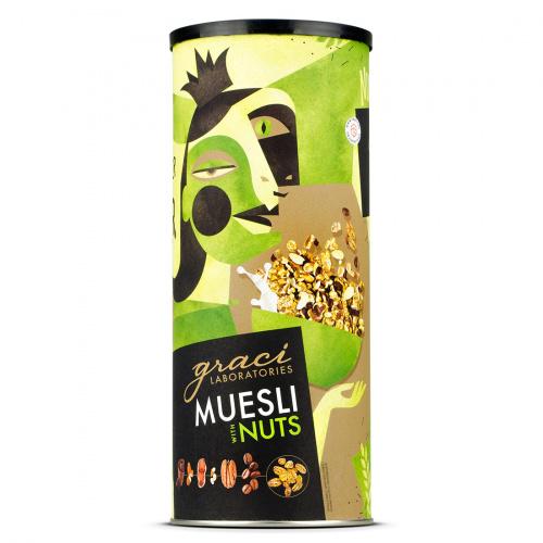 Graci Laboratories - NUTS Muesli
