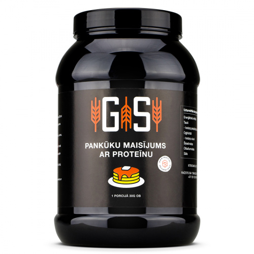 Grauda Spēks - Pankūku Maisījums Ar Proteīnu