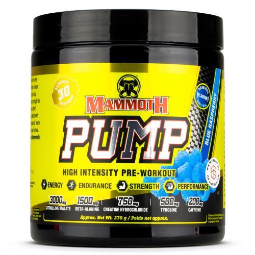 Interactive Nutrition - Mammoth Pump
