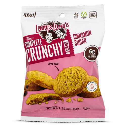 Lenny & Larry's - The Complete Crunchy Cookies Mini Bag