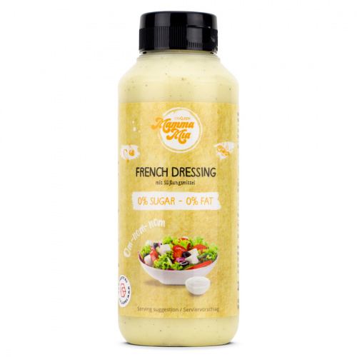 GymQueen - Mamma Mia French Dressing