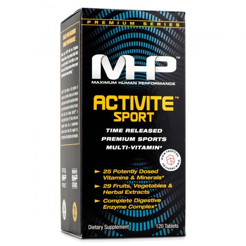 MHP - Activite Sport