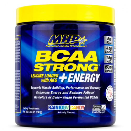 MHP - BCAA Strong Energy