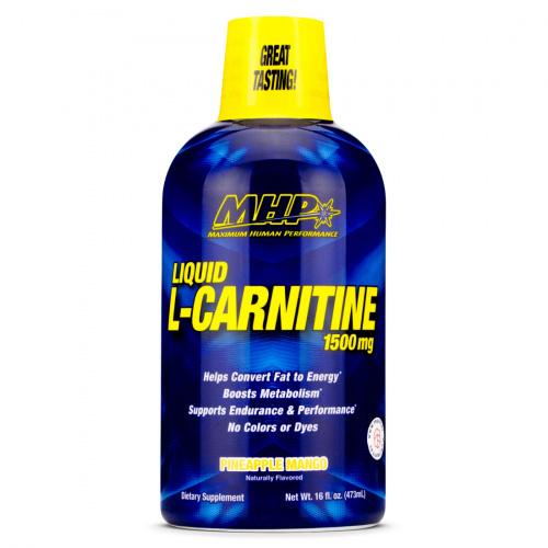 MHP - Liquid L-Carnitine 1500mg