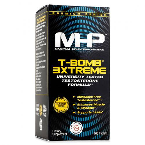 MHP - T-Bomb 3Xtreme