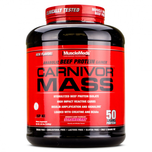 Musclemeds - Carnivor Mass