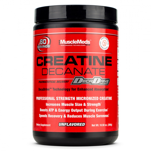 Musclemeds - Creatine Decanate