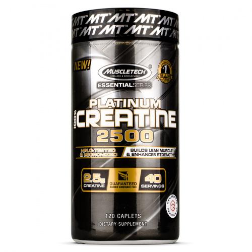 Muscletech - 100% Creatine 2500