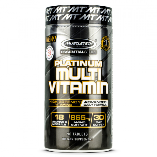 Muscletech - Multi Vitamin