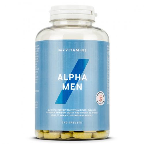 MyProtein - Alpha Men Multivitamin