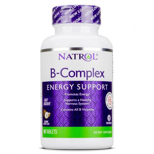NATROL - B-Complex F/D