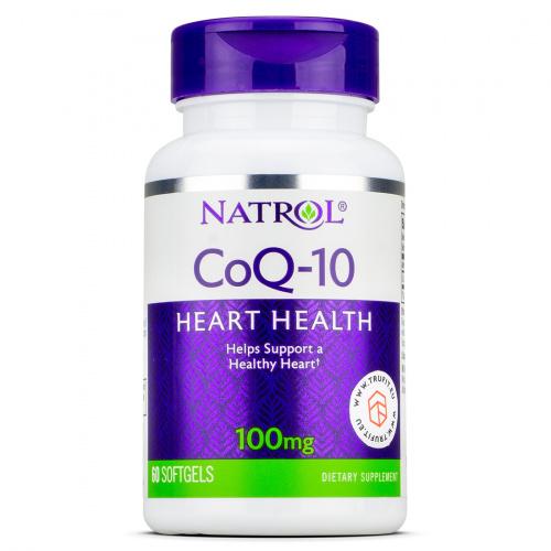NATROL - CoQ10 100mg