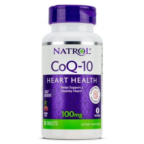 NATROL - CoQ10 100mg Fast Dissolve