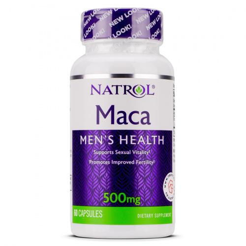 NATROL - Maca Extract 500 mg