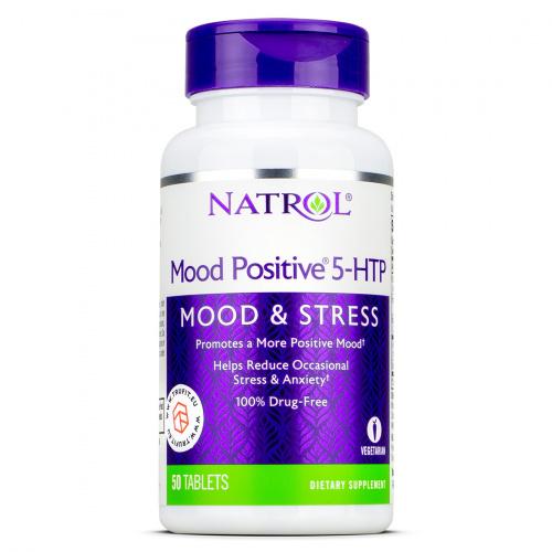 NATROL - 5-HTP Mood Positive