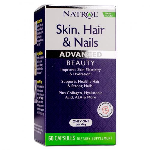 NATROL - Skin, Hair & Nails Advanced