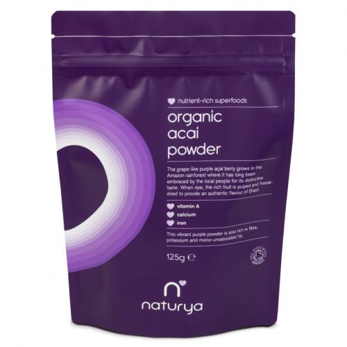 Naturya Superfoods - Organic Acai powder