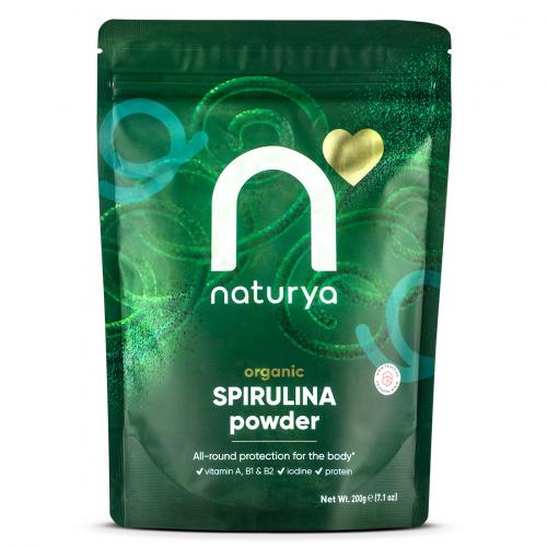 Naturya Superfoods - Organic Spirulina Powder