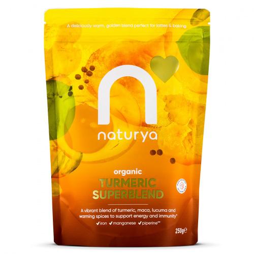 Naturya Superfoods - Turmeric Superblend - Organic