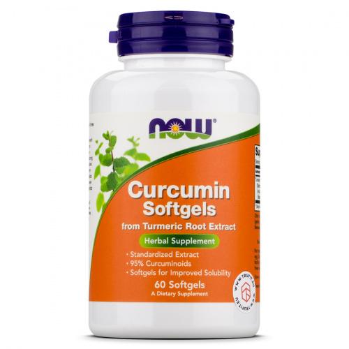 Now Foods - Curcumin