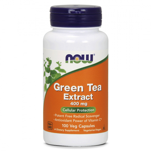Now Foods - Green Tea Extract