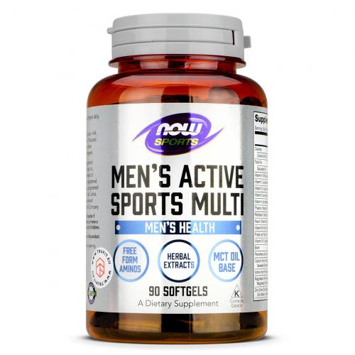 Now Foods - Men's Active Sport Multi