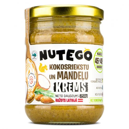 Nutego - Kokosriekstu Un Mandeļu Krēms