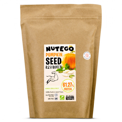 Nutego - Pumpkin Seed Protein