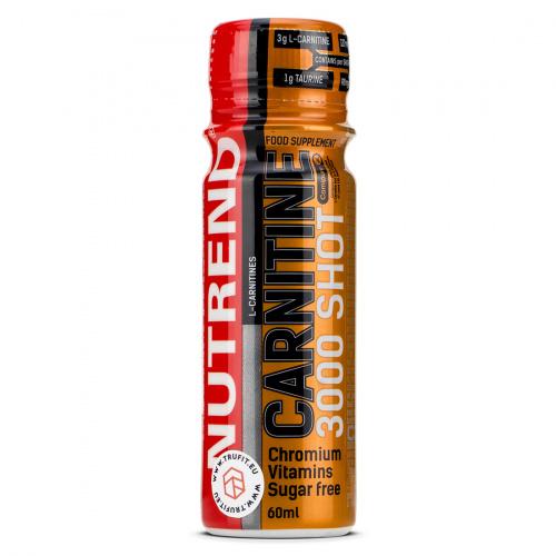 Nutrend - L-carnitine 3000 Shot
