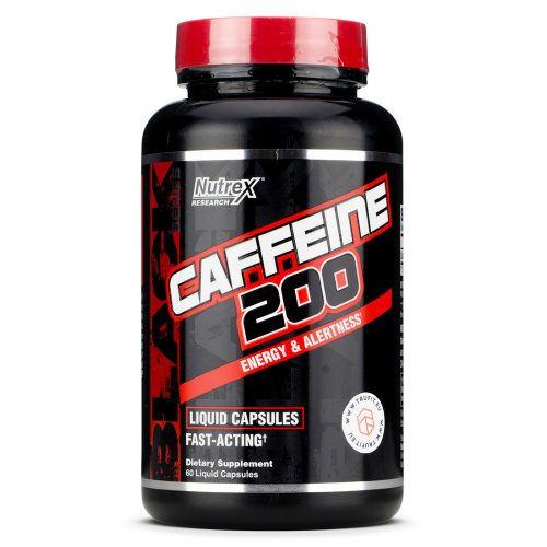 Nutrex Research - Caffeine 200