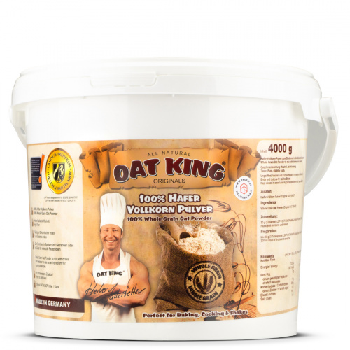 Oat King - Wholegrain Oat Powder
