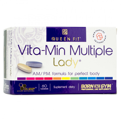 OLIMP labs - Queen Fit Vita-Min Multiple Lady