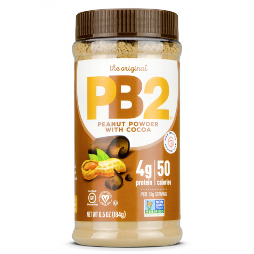 PB2 Foods - PB2 Chocolate Peanut Butter Powder