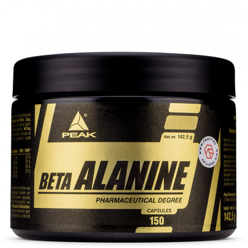 Peak - Beta Alanine