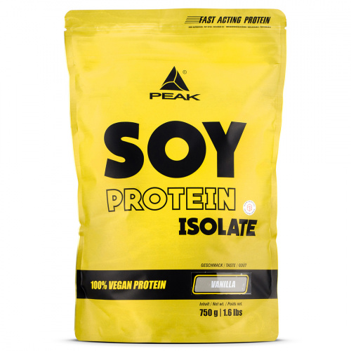 Peak - Soy Protein Isolate
