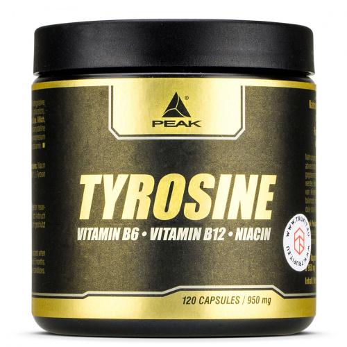 Peak - Tyrosine