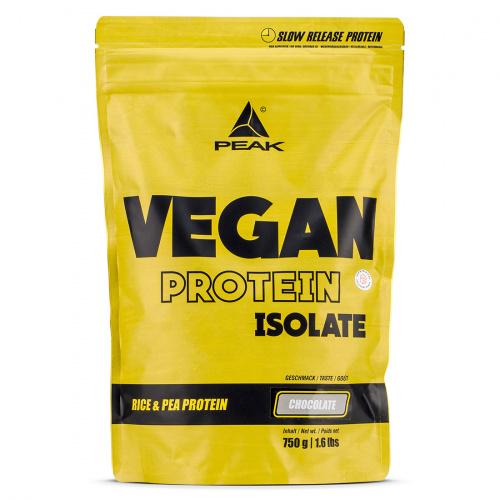 Peak - Vegan Protein Isolate