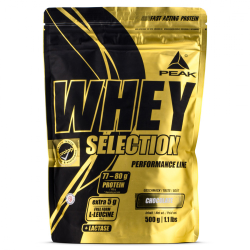Peak - Whey Selection