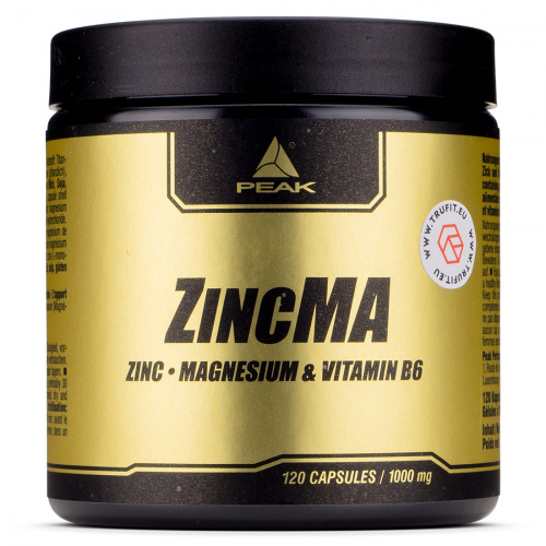 Peak - Zinc MA