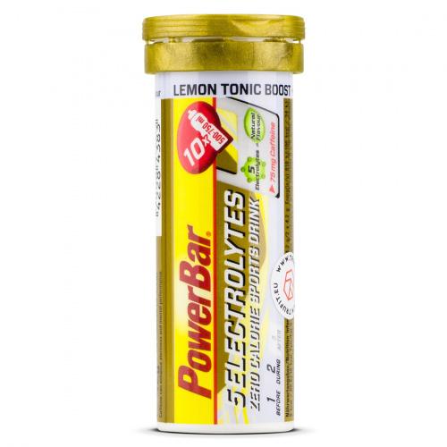 PowerBar - 5 Electrolytes Sports Drink Tabs + Caffeine