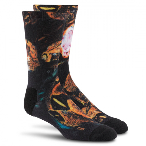 Reebok - Crossfit Wildlife II Crew Socks